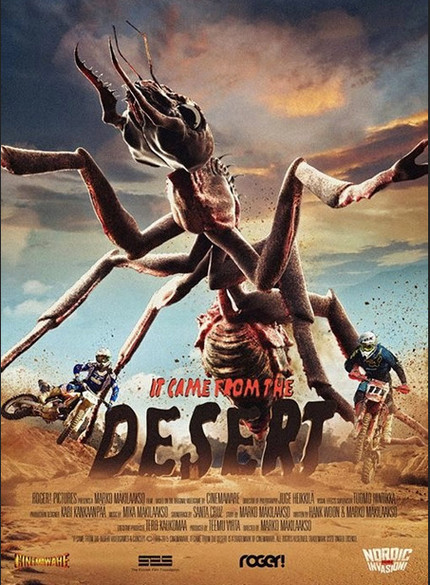 IT CAME FROM THE DESERT Trailer Debut! Beware The Giant Ant!