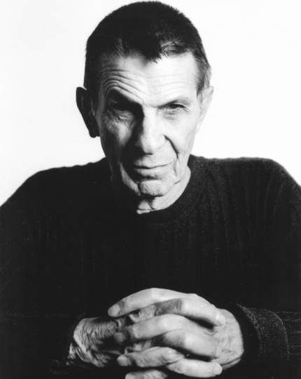 AnarchyVision: Jason Gorber Remembers Leonard Nimoy