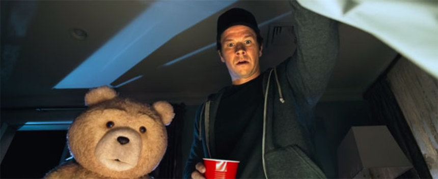 TED 2: This Big Game Spot Throws The Perfect Spiral