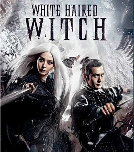 WHITE HAIRED WITCH: New US Trailer For The Wuxia Fantasy