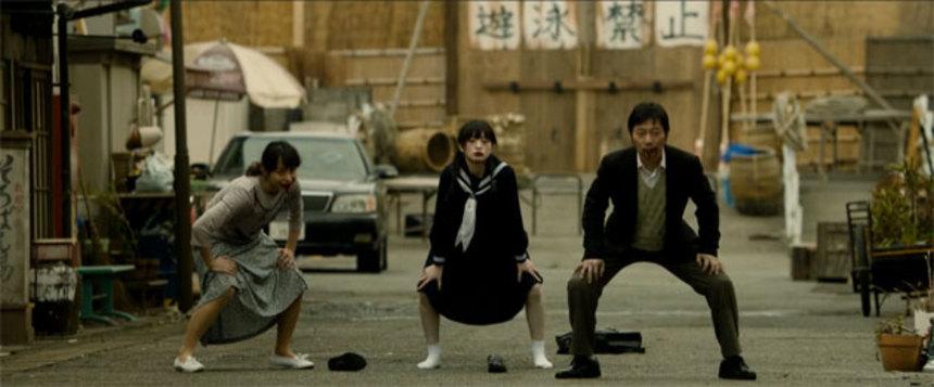 First Teaser From Miike's YAKUZA APOCALYPSE: THE GREAT WAR OF THE UNDERWORLD