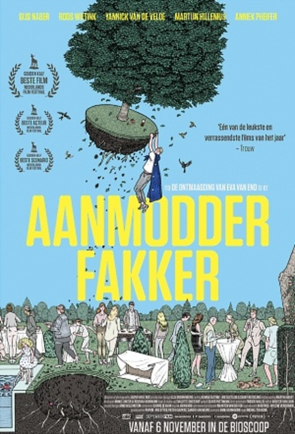 Discover HOW TO AVOID EVERYTHING In Subtitled Trailer For Dutch Award Winner