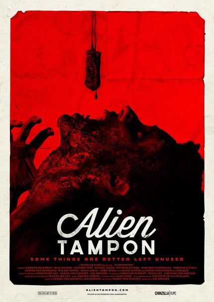 Aliens! Explosions! Menstruation! It's The Full ALIEN TAMPON Trailer!