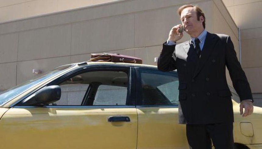 Review: BETTER CALL SAUL S1E01, UNO (Or, Going Back Before BREAKING BAD)