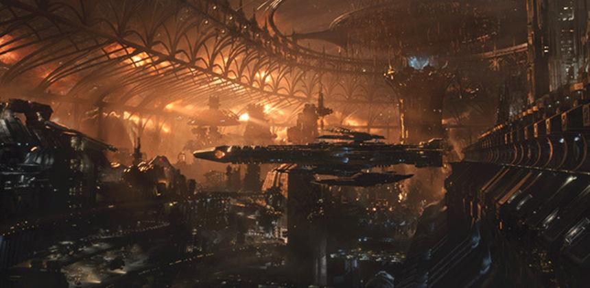 Destroy All Monsters: JUPITER ASCENDING And Life After Peak Visual Effects