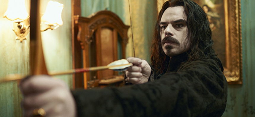 Interview: Jemaine Clement Talks WHAT WE DO IN THE SHADOWS