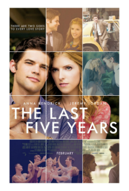 Review: THE LAST FIVE YEARS Showcases Immense Talents In Intimate Settings