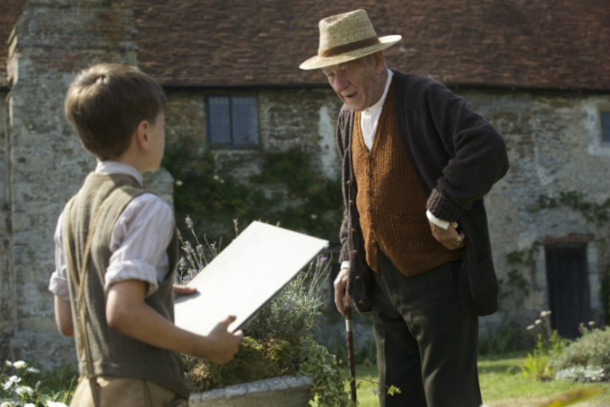 Berlinale 2015 Review: MR. HOLMES, A Fine Engagement With Age And Atonement
