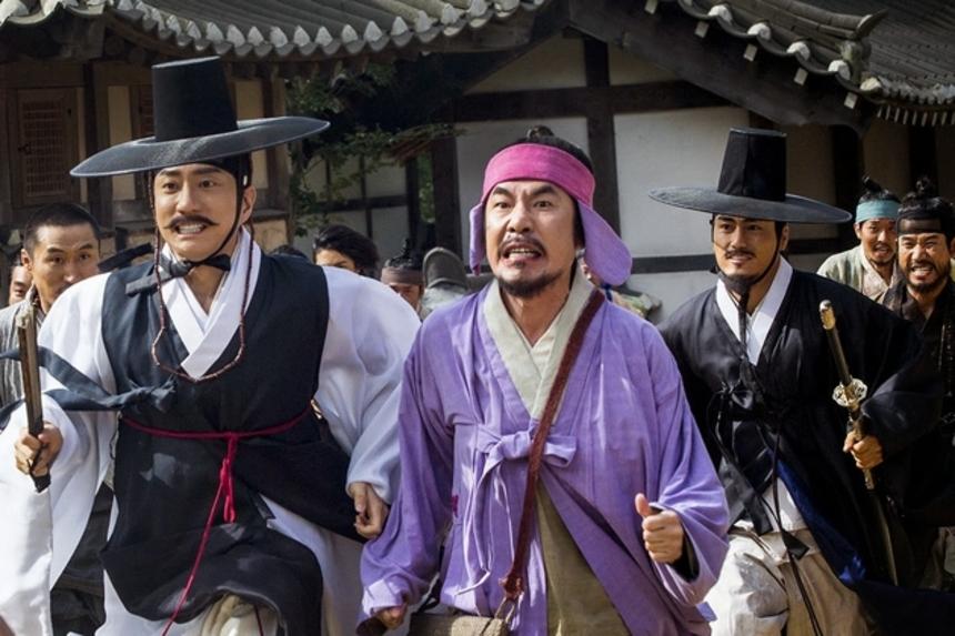 Korean Box Office: DETECTIVE K 2 Opens Over Original