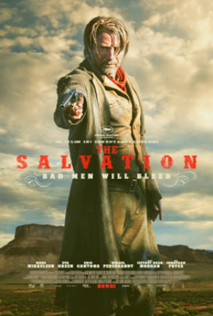 Review: THE SALVATION, A Hell Of A Lot Of Fun