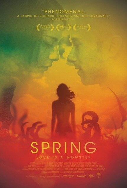 SPRING: Watch The New Trailer For The Monster Romance