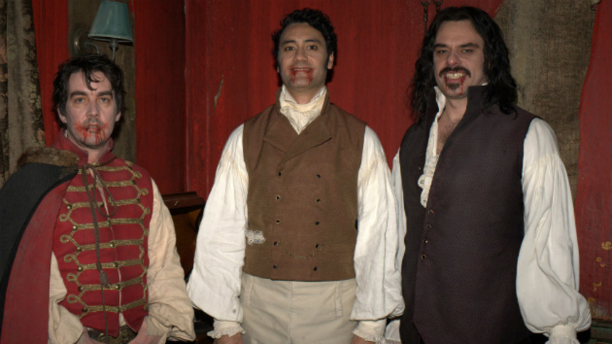 Review: WHAT WE DO IN THE SHADOWS, An Incredibly Funny, If Slightly Bloody, Romp