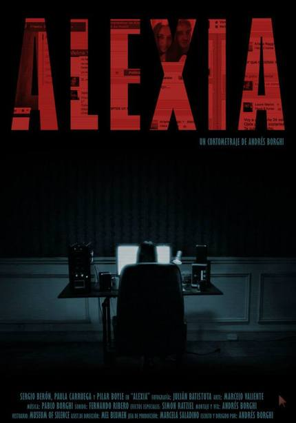 Facebook Gets Horrifying In Short Film ALEXIA. Watch It Now!