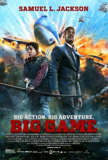 BIG GAME: Things Still Blow Up Good In U.S. Trailer