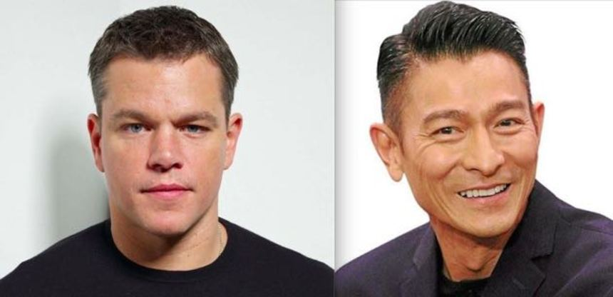 Matt Damon And Andy Lau Will Save The World In Zhang Yimou's THE GREAT WALL