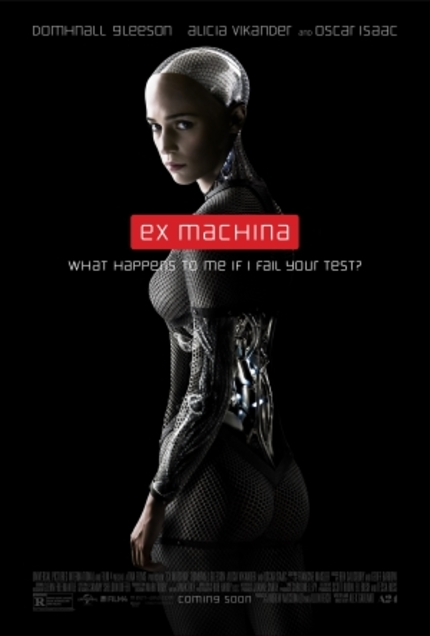 New EX_MACHINA Trailer Brings Designs And Curves
