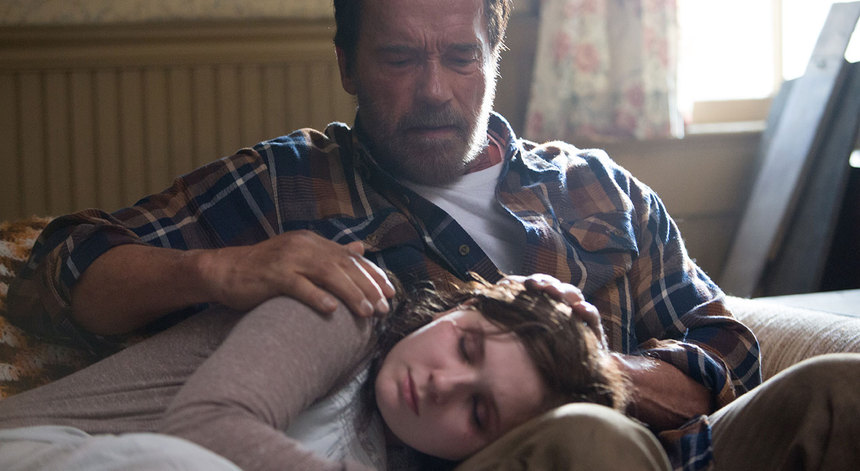 It's Arnold Versus The Undead In The First Trailer For MAGGIE