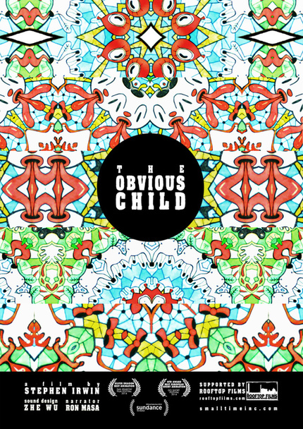 Stephen Irwin Delivers More Glorious Oddity With THE OBVIOUS CHILD!