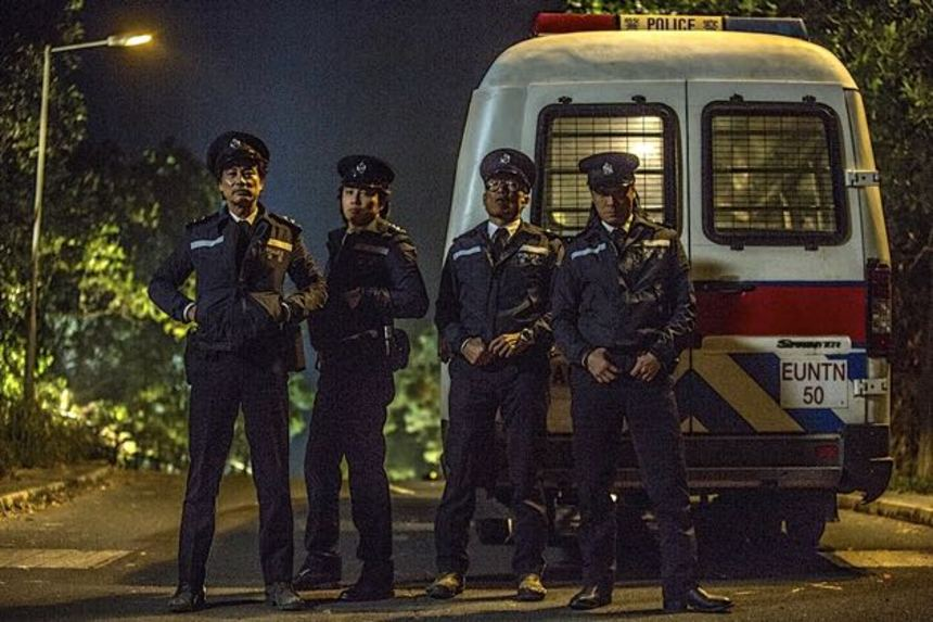 Hong Kong 2015 Review: TWO THUMBS UP, A Delightfully Gonzo Heist Flick