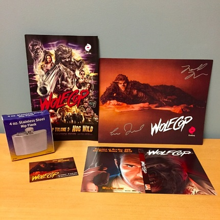 WOLFCOP: It's ScreenAnarchy's Hairiest Giveaway Yet!