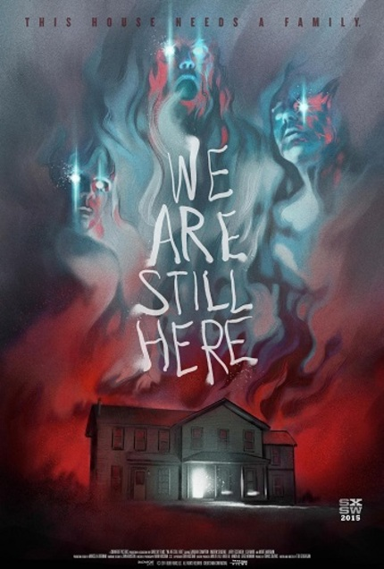 SXSW 2015: Just Try Not To Make Eye Contact With This Poster From WE ARE STILL HERE
