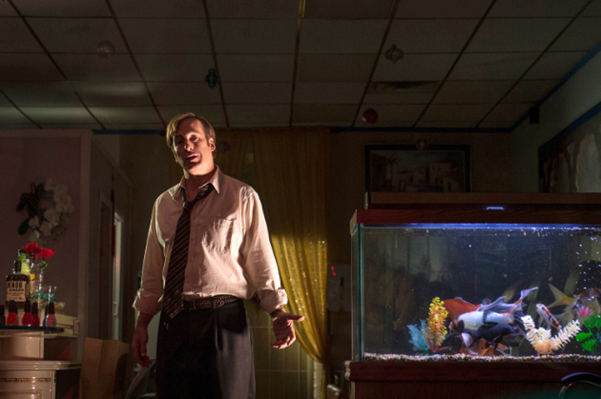Review: BETTER CALL SAUL S1E09, PIMENTO (Or, You're Not A Real Lawyer)