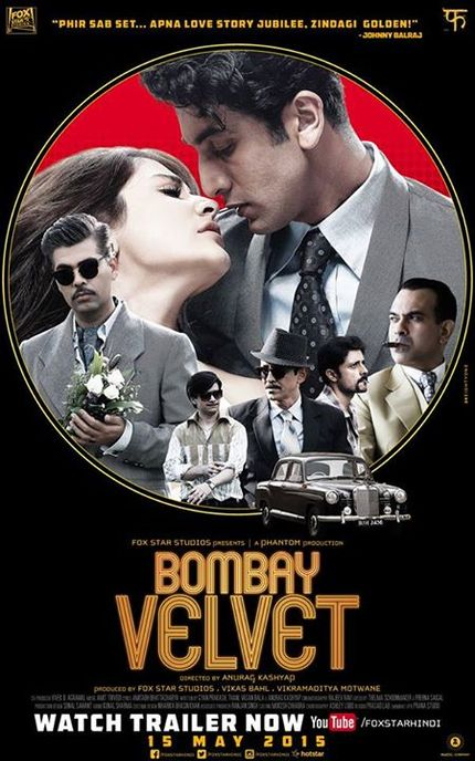 Trailer Alert! BOMBAY VELVET From Anurag Kashyap First Look Here
