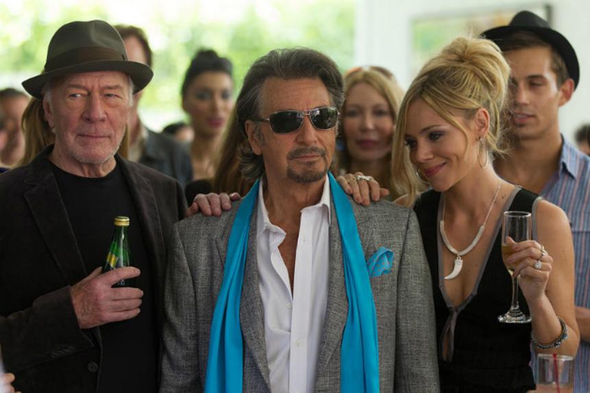Review: DANNY COLLINS, Al Pacino As Rock Star In Regret