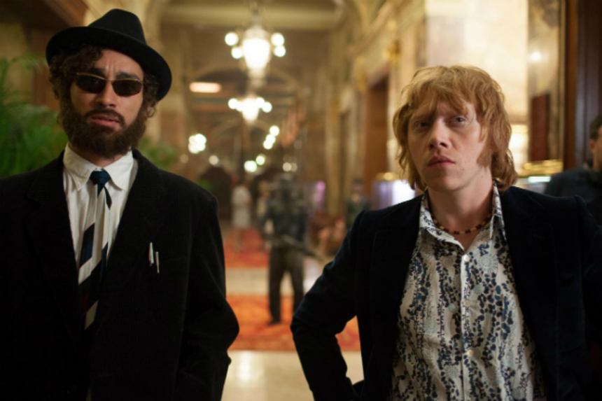 SXSW 2015 Review: MOONWALKERS, Low Ambition Helps A Loony Comedy