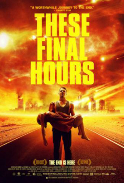 Opening: THESE FINAL HOURS, A Truly Great Doomsday Production
