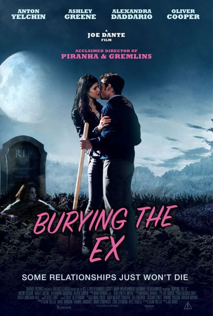 Brussels 2015 Review: BURYING THE EX Stumbles But Doesn't Fall