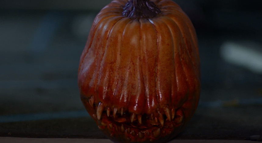 Fear The Gourd In Fantastic Creature Short EVIL NATURE