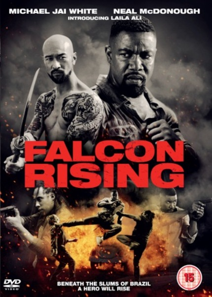 Get FALCON RISING On UK DVD and VOD This May