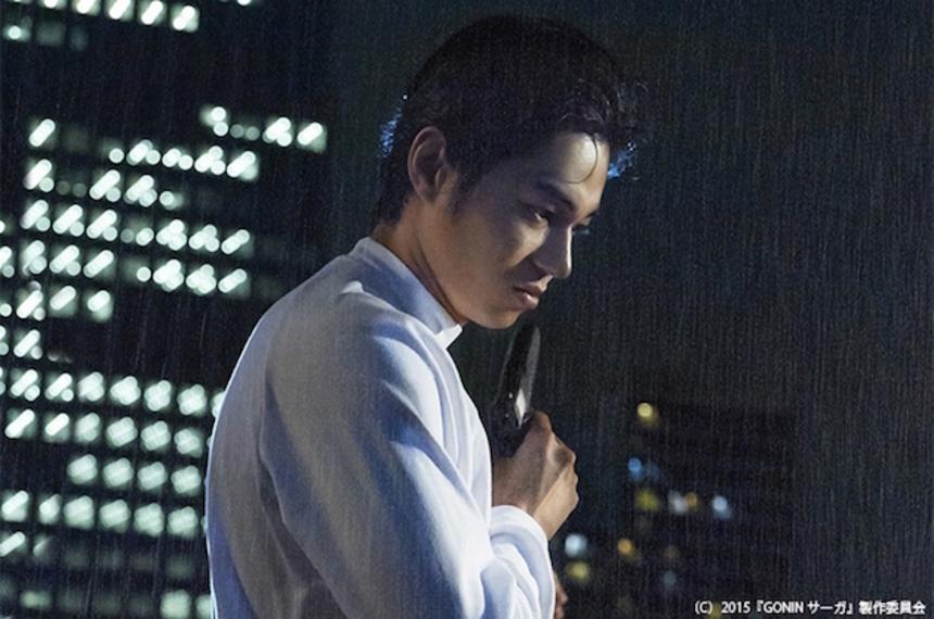Check Out The First Teaser For Ishii Takashi's Violent Crime Thriller GONIN SAGA