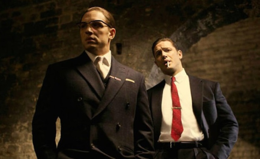 In This LEGEND Teaser, Check Tom Hardy... And Tom Hardy!