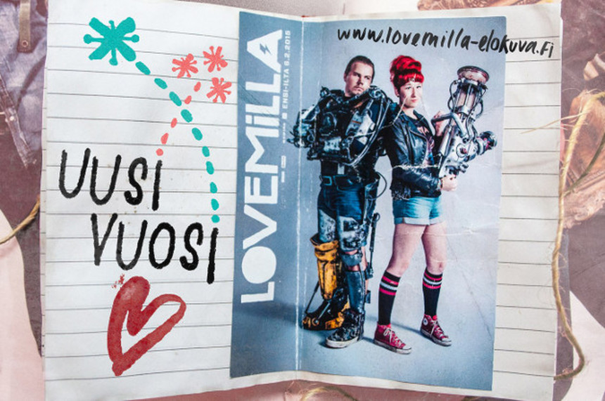 Love And Robots In Finland With LOVEMILLA