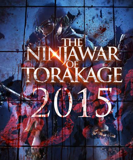 Nishimura Unleashes His NINJA WAR In New Trailer
