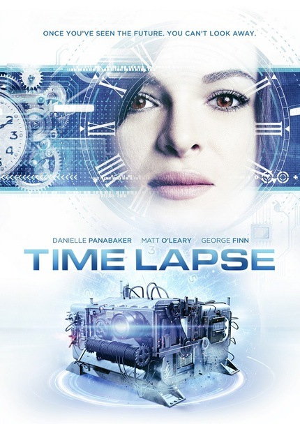 Danielle Panabaker Featured On Key Art For TIME LAPSE