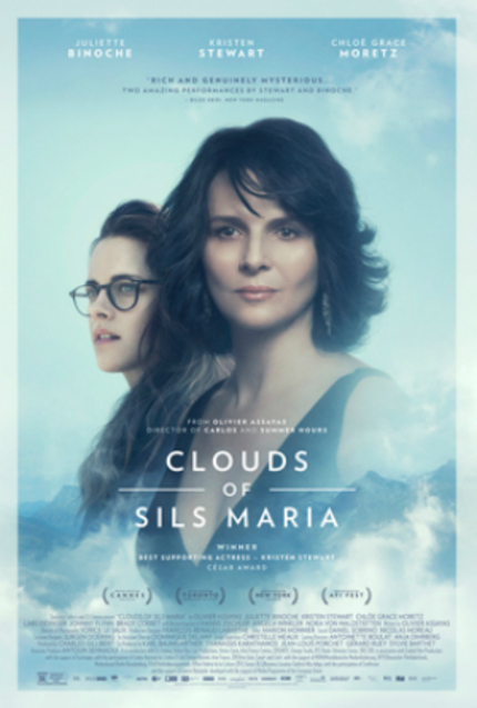 Review: CLOUDS OF SILS MARIA, On Acting, Aging And Choices