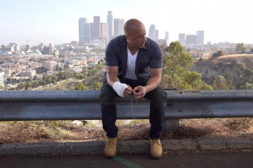 Destroy All Monsters: Dudes With Feelings In FURIOUS 7