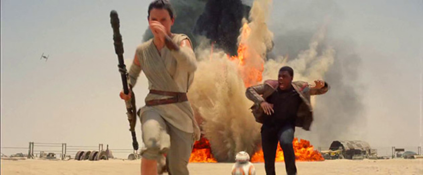Destroy All Monsters: I Don't Care That Much About STAR WARS Any More