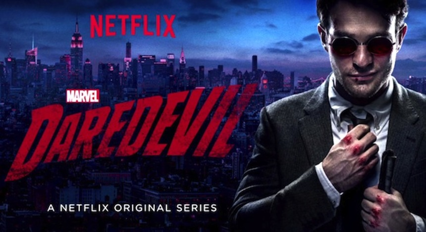Now Streaming: MARVEL'S DAREDEVIL Takes The Leap