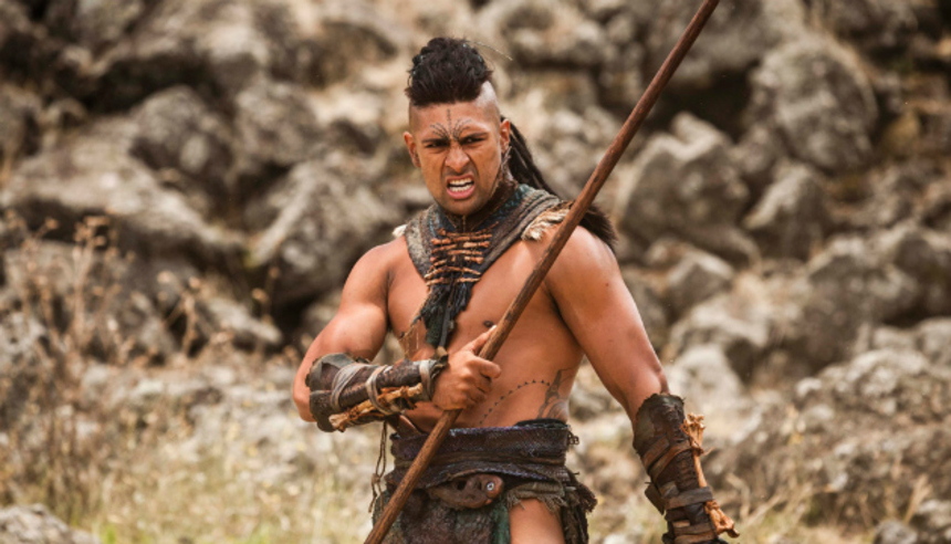 Review: THE DEAD LANDS, Action Painted On A Broad Canvas