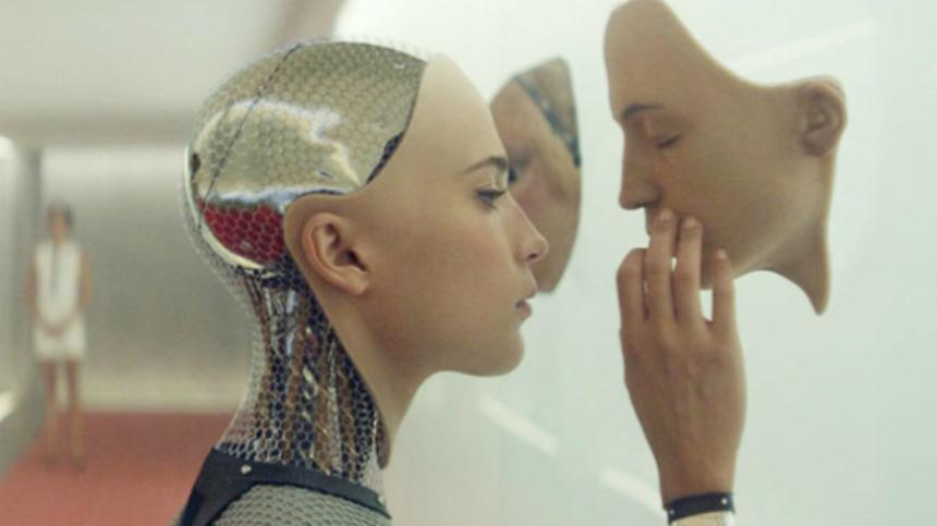 Review: EX_MACHINA, How Men Perceive A Female Robot