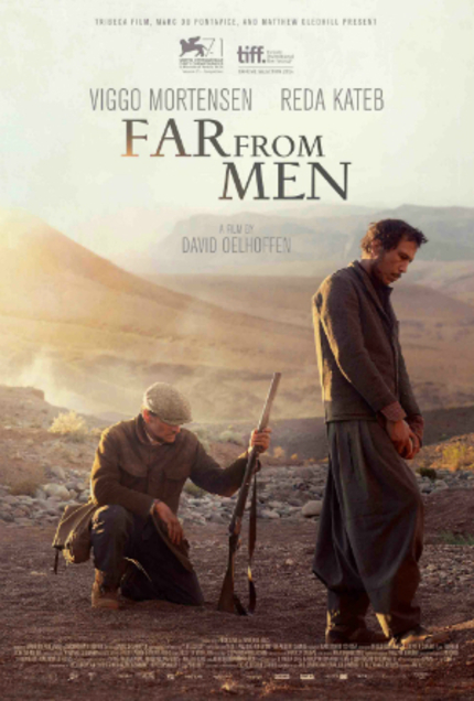 Review: FAR FROM MEN, A Western In Algeria