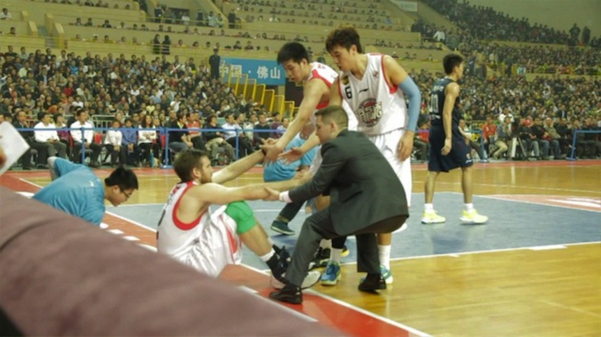 Crowdfund This: JIÀOLIÀN [COACH], An Inside Look At Basketball In China