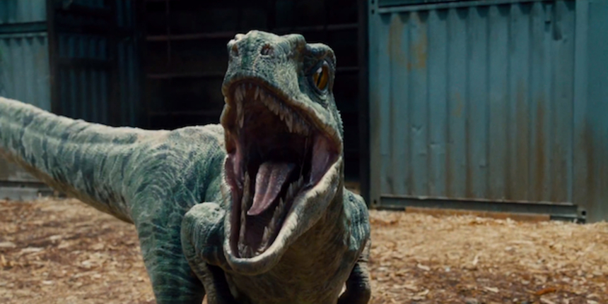 JURASSIC WORLD: New Trailer Aims To (D)Evolve The Franchise