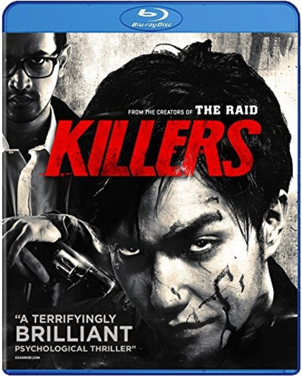 Win KILLERS On Blu-ray From ScreenAnarchy And Well Go USA