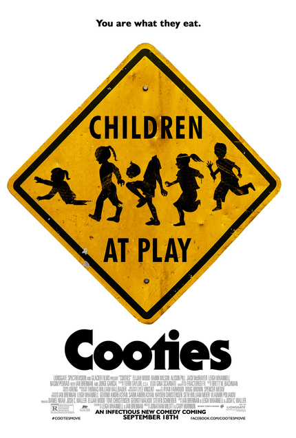 COOTIES: Oh Look, Carnage, In First Trailer For The Horror Comedy