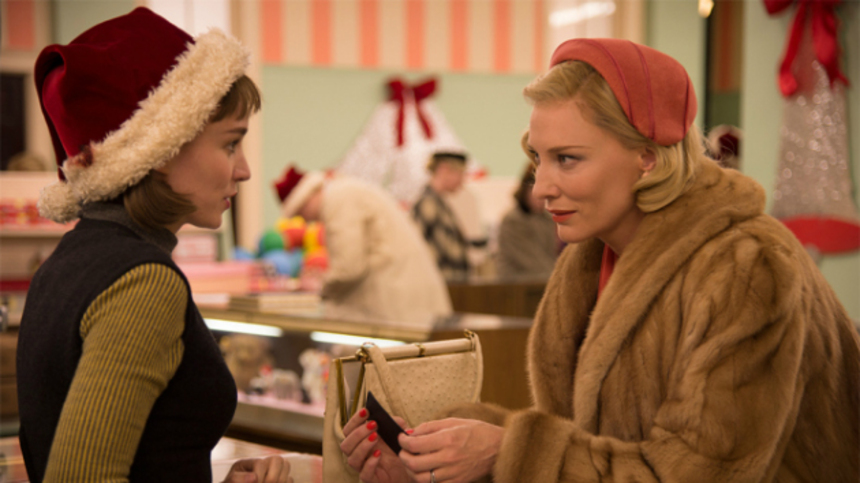 Cannes 2015 Review: CAROL, Tremendously Accomplished, Yet Cold